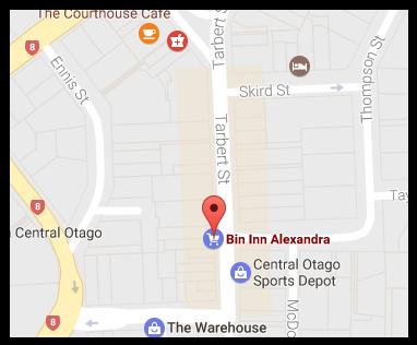 Bin Inn Alexandra