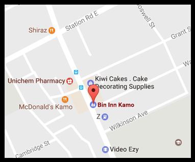 Bin Inn Kamo