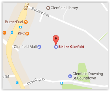 Bin Inn Glenfield