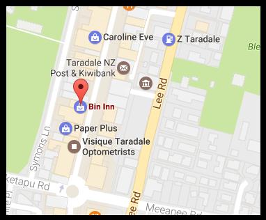 Bin Inn Taradale