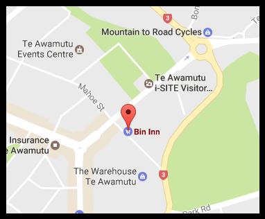 Bin Inn Te Awamutu