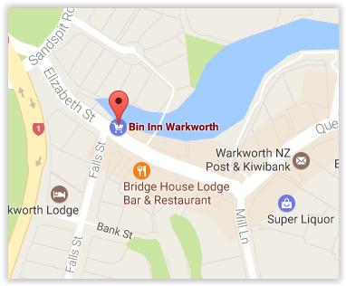 Bin Inn Warkworth