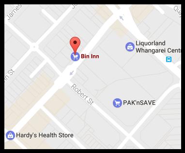 Bin Inn Whangarei