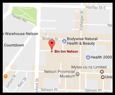 Bin Inn Nelson