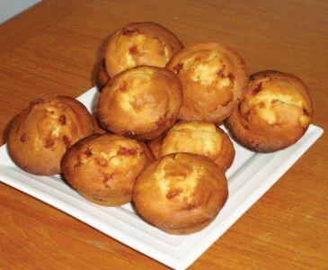 Hokey Pokey Muffins