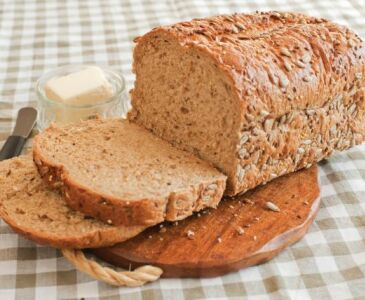 Soy & Linseed Bread