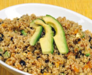 Currant & Leek Quinoa