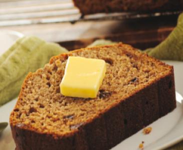 Moist Date Loaf